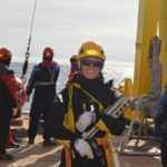 Mooring recovery in the Amundsen Sea!