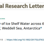 Seasonal outflow of Ice Shelf Water from the Filchner Ice Shelf